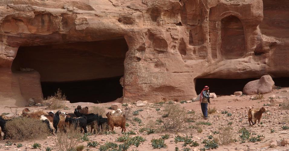 Cavernas de Petra