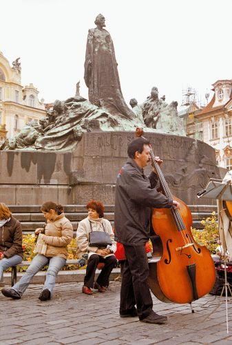 Música na praça