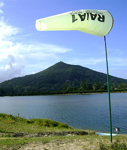 Lagoa de Ibiraquera