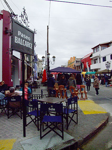 Paseo Balcarce