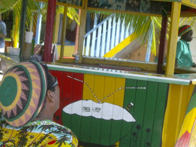 Cores do reggae
