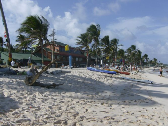 Praia de San Luis