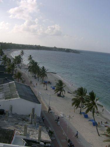 Praia Peatonal