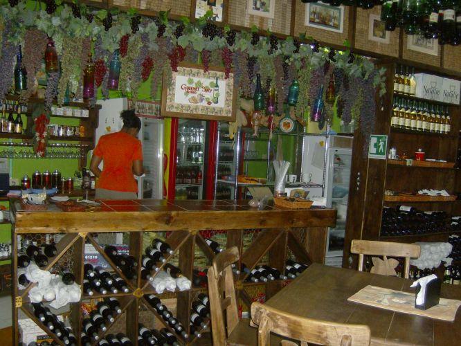 Casa de vinho
