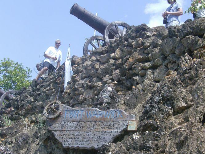 Forte Warwick em Providencia