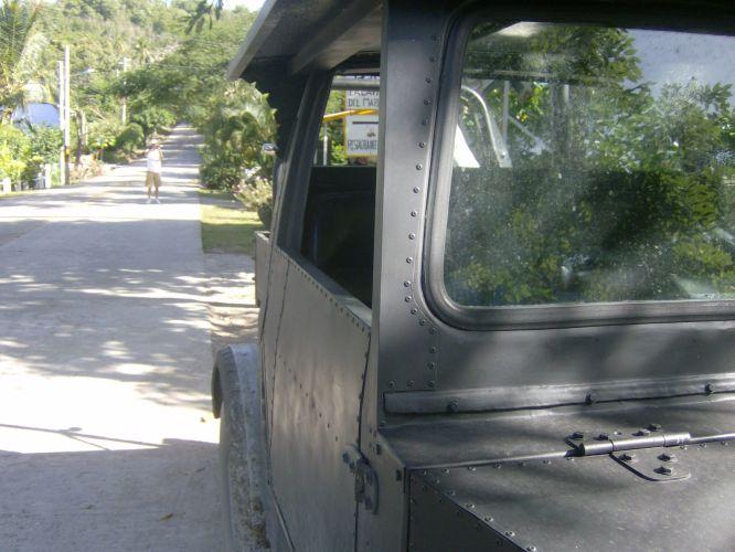 Rua da ilha de Providencia