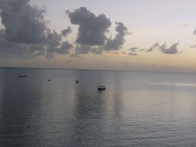 Pôr-do-sol em Providencia