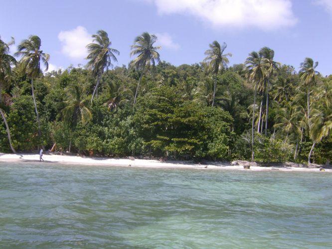 Praia Manzanillo, em Providencia