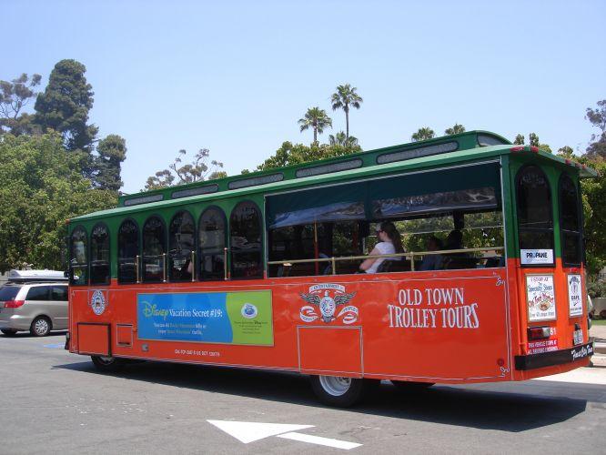 Ônibus turístico