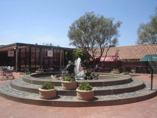 Centro da Guirardelli Square