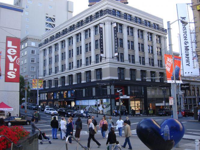 Vista da Union Square