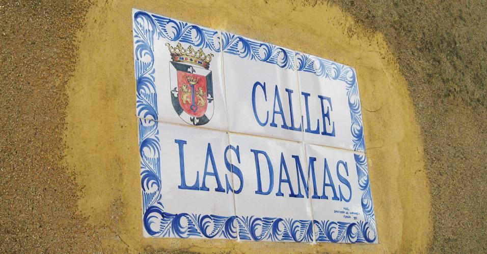Rua Las Damas
