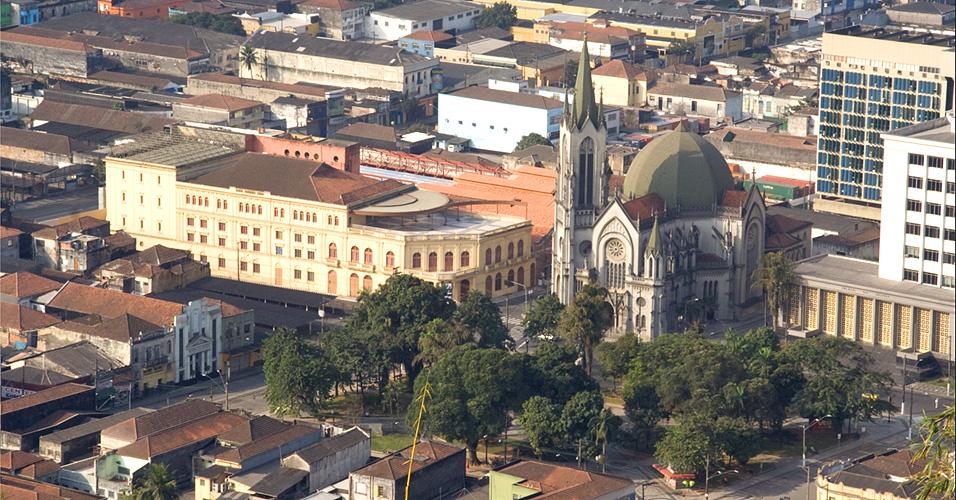 Coliseu e Catedral