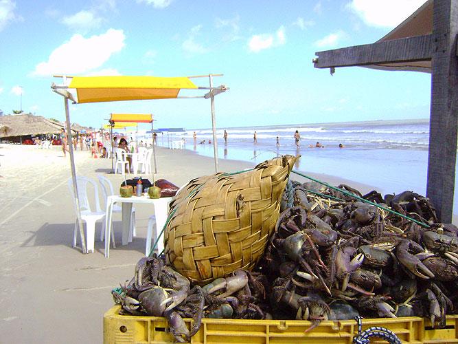 Praia do Araçagi