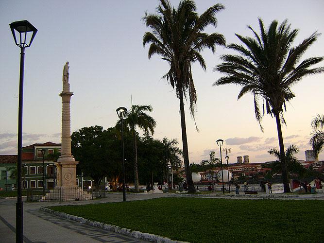 Praça Gonçalves Dias