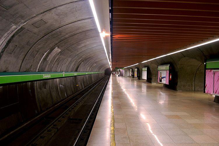Metrô Consolação