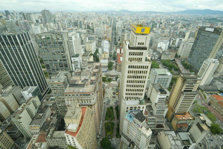 São Paulo do alto