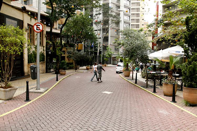 Rua Avanhandava