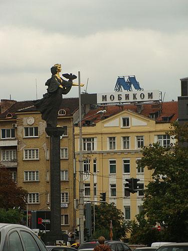 Estátua símbolo
