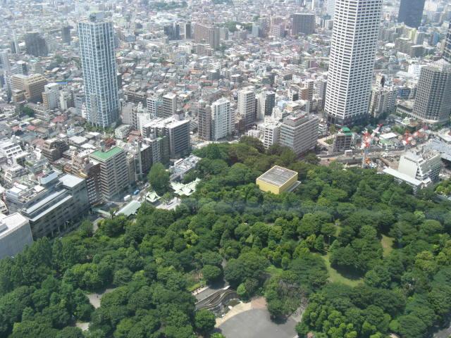 Parque em Shinjuku