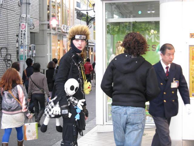 Naruto fantasiado