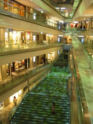 Shopping em Omotesando