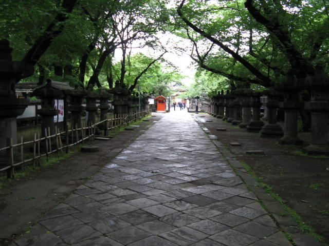 Templo no Parque Ueno