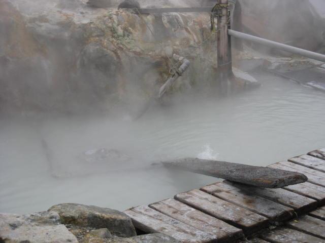 Owakudani em Hakone