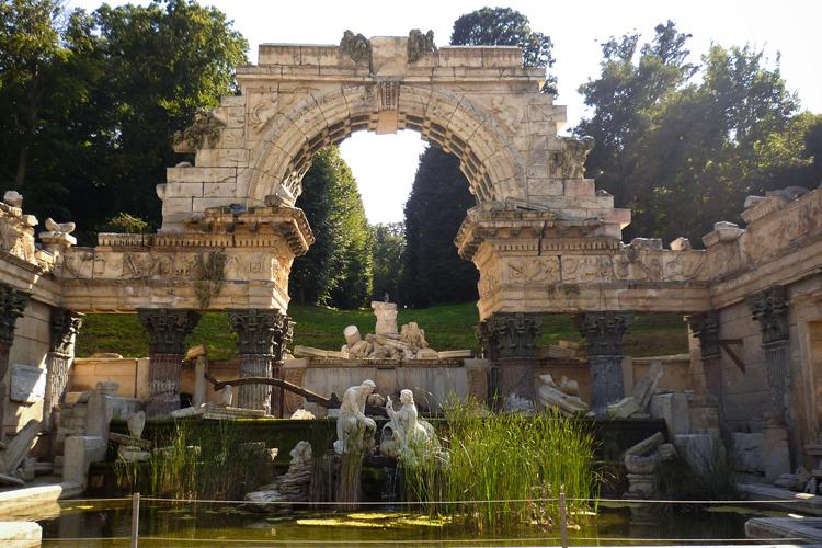 Jardim de Schönbrunn