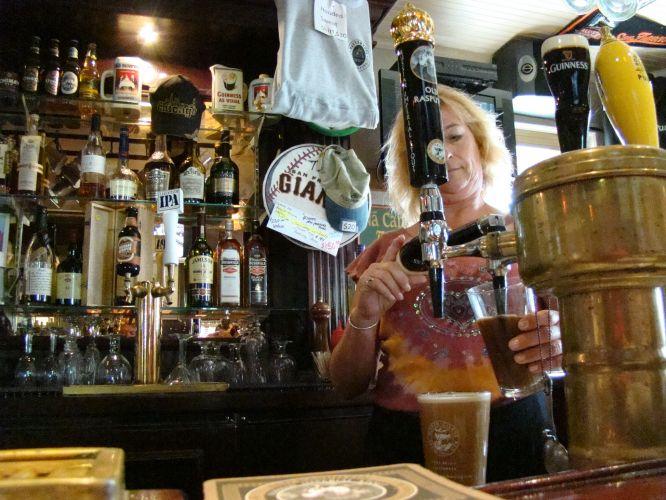 Bar em Mendocino