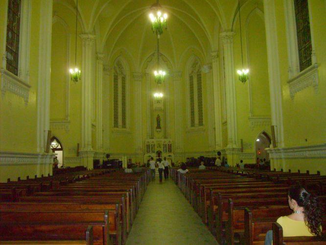 Interior da Catedral Metropolitana