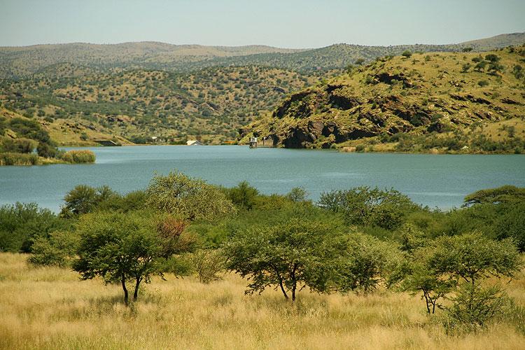 Goreangab Dam