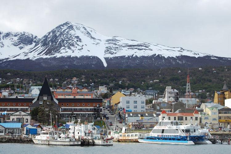 Ushuaia (Argentina) e Punta Arenas (Chile)