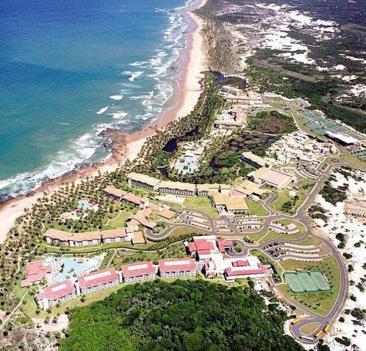 Costa do Sauípe - BA