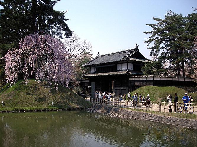 Castelo Hirosaki, Hirosaki, Japão