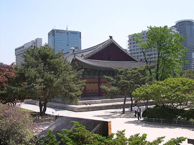 Palácio Deoksukgung, Seul, Coreia do Sul