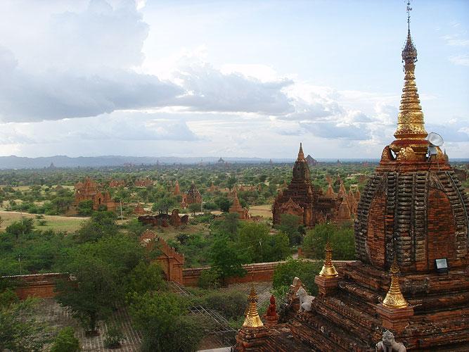 Pagodas de Bagan, Bagan, Myanmar