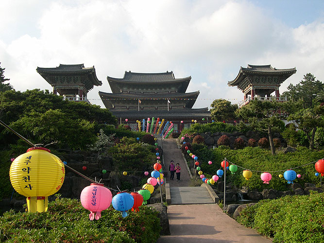 Yakchonsa, Jeju, Coreia do Sul