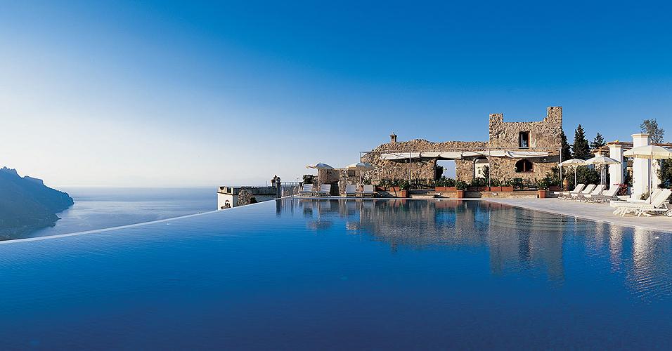 Hotel Caruso Belvedere, Itália