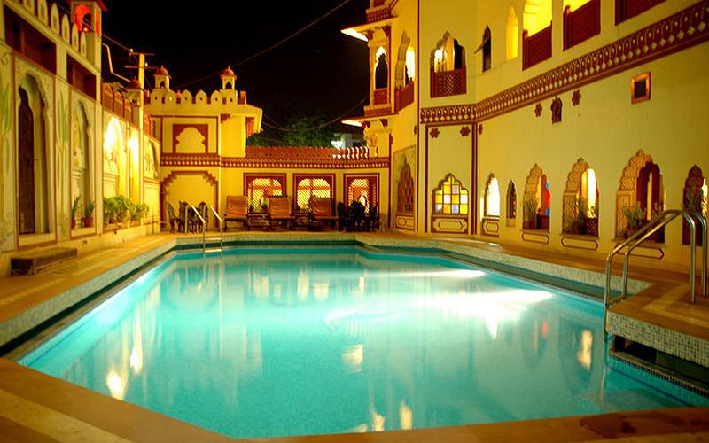 Umaid Bhawan, Índia
