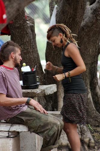 Novos hippies