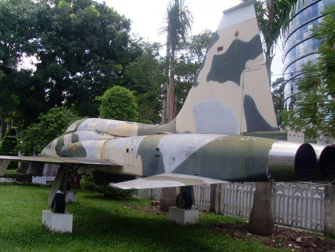 F-5E capturado