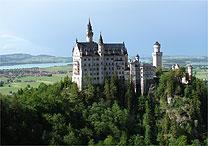 Neuschwanstein é candidato a uma das 7 novas maravilhas