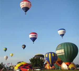 Divulgação/Festival Internacional de Balonismo
