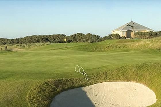 Divulgação/Royal Dublin Golf Club