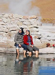 Atacama é um dos lugares analisados pela dupla Henrique e Mônica