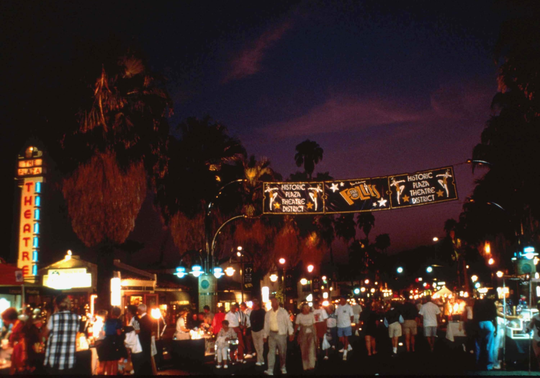 Palm Springs Bureau of Tourism/Divulgação