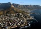 Tanto na terra quanto no céu, há opções de passeios na Cidade do Cabo - Eduardo Vessoni/UOL