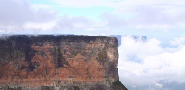 Novela terá imagens do lado brasileiro do Monte Roraima
