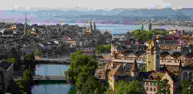 Zürich Tourism/Divulgação